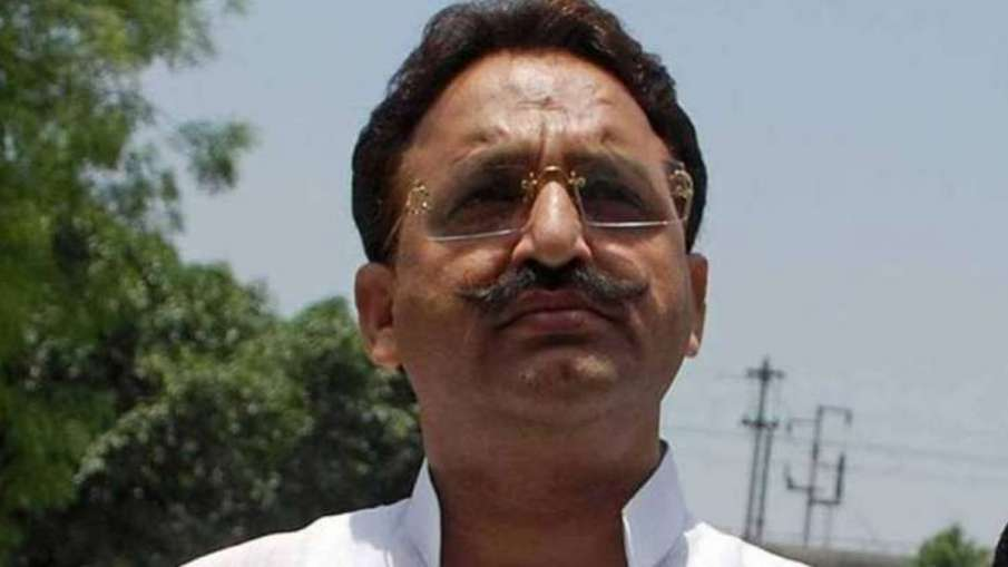 Mukhtar Ansari, Mukhtar Ansari Latest News, Parliamentary Affairs Minister Suresh Khanna, Mukhtar An- India TV Hindi