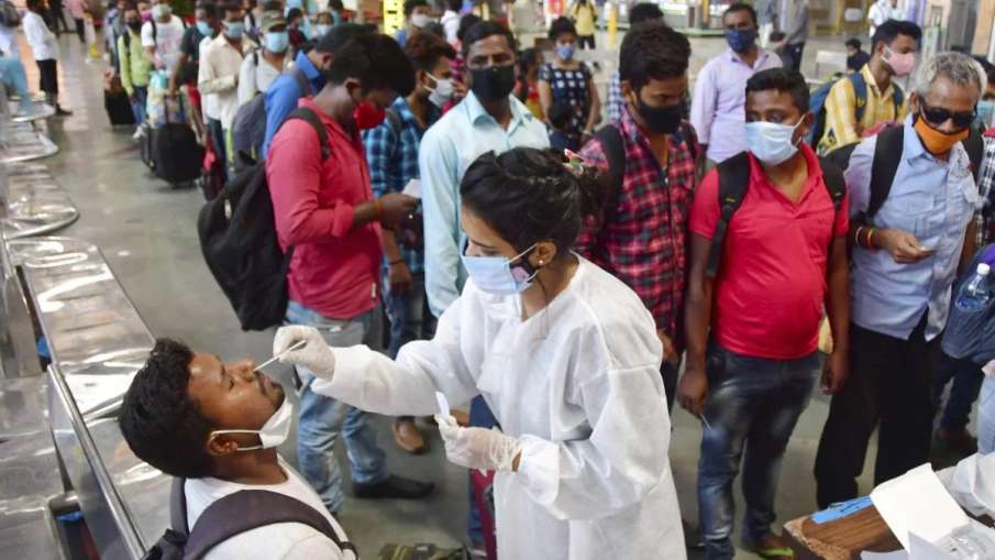 Mumbai logs over 10,000 COVID-19 cases for second day, 23 die- India TV Hindi