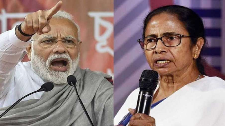 Mamata heaping abuse on me as she is frustrated over TMC's impending defeat: PM Modi- India TV Hindi