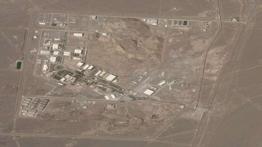 Iran blames Israel for Natanz nuclear facility incident, vows revenge- India TV Hindi