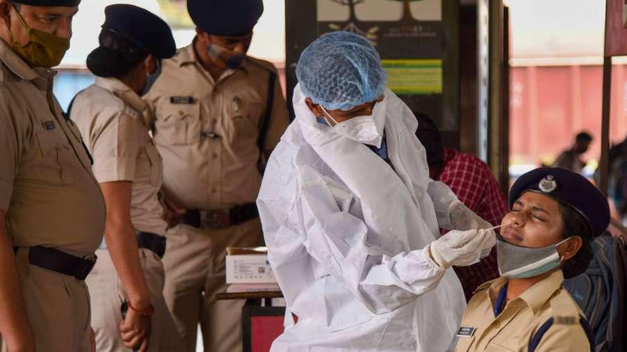 उत्तराखंड पुलिस पर कोरोना का अटैक, दूसरी लहर में 684 जवान हुए संक्रमित- India TV Hindi