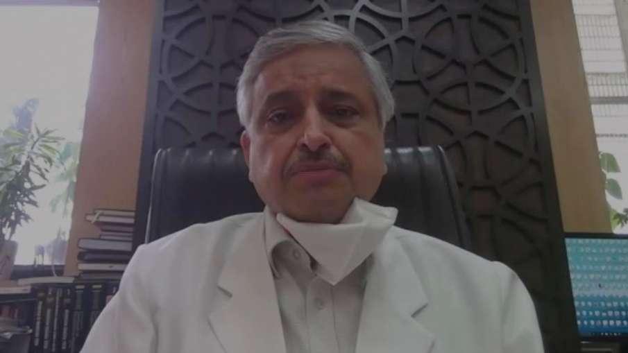 कोरोना पर प्लाज्मा थेरेपी फेल? AIIMS के डायरेक्टर रणदीप गुलेरिया का चिंता भरा बयान- India TV Hindi