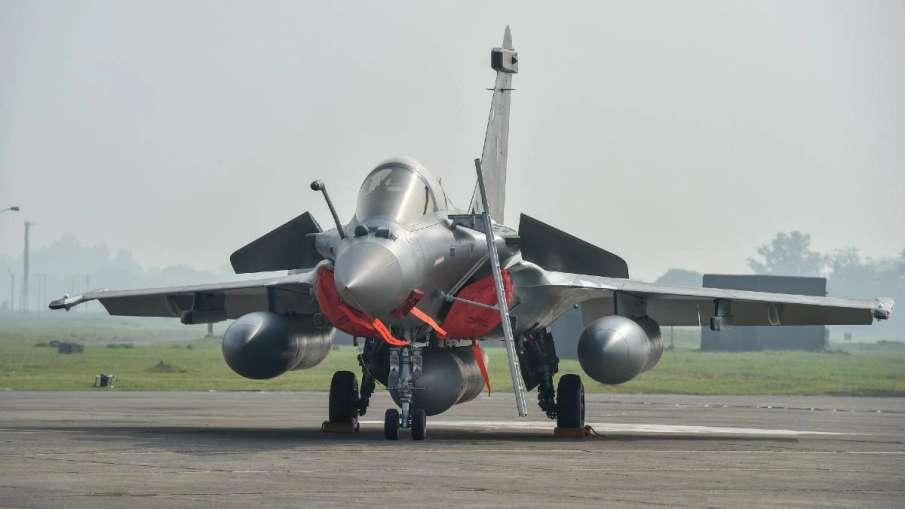 भारतीय वायु सेना की ताकत में इजाफा, भारत पहुंचे 4 और राफेल लड़ाकू विमान- India TV Hindi