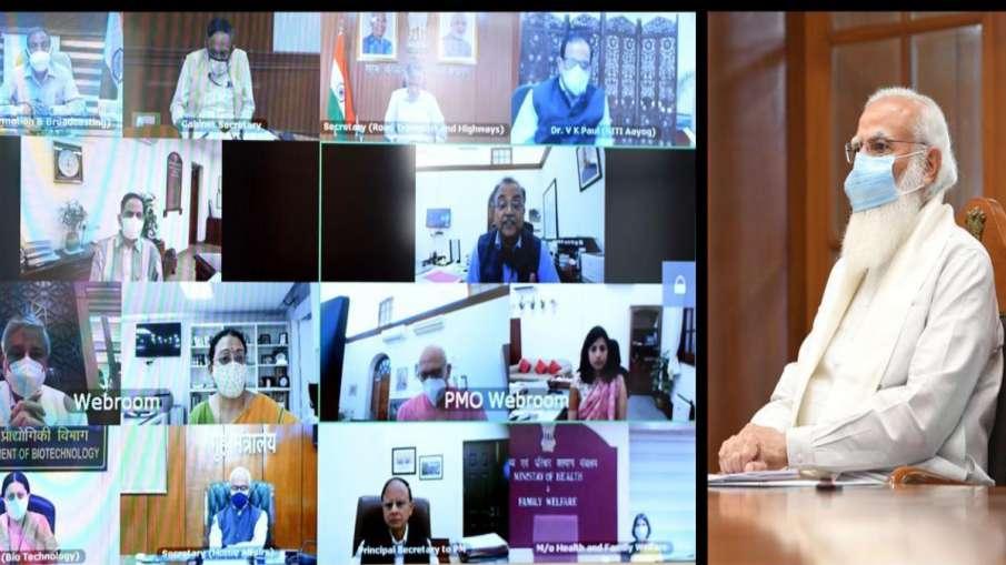 कोरोना पर पल-पल की...- India TV Hindi