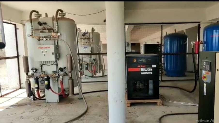 महाराष्ट्र: अपने लिए खुद ऑक्सीजन बना रहा है नंदुरबार जिला, तीन संयंत्र कर रहे हैं काम- India TV Hindi