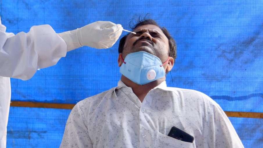 उत्तर प्रदेश में कोरोना के 32993 नए केस, 265 लोगों की गई जान, अकेले लखनऊ में 39 मौतें- India TV Hindi
