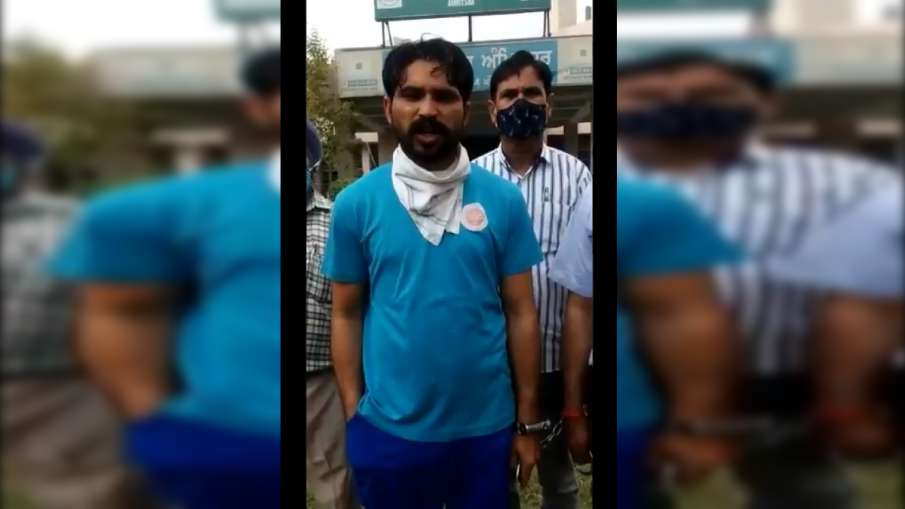 बॉर्डर पार से PVC पाइप के जरिए ड्रग्स तस्करी करने वाला पाकिस्तानी गिरफ्तार- India TV Hindi