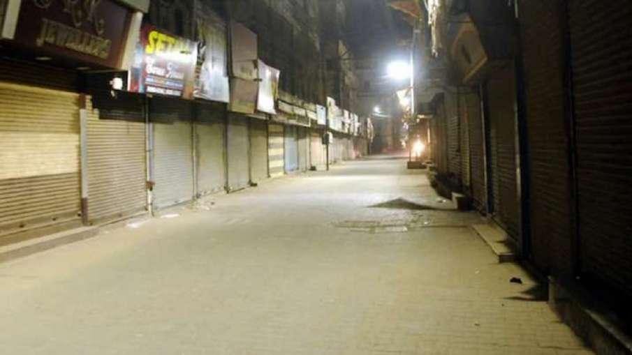 Coronavirus: तेलंगाना में रात 9 बजे से सुबह 5 बजे तक कर्फ्यू- India TV Hindi