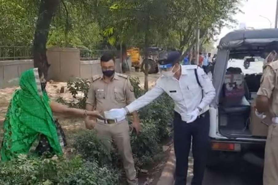 Noida TI Ashutosh Singh sets example of humanity- India TV Hindi