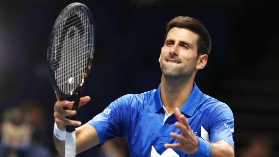 Djokovic started Serbia Open with a win- India TV Hindi