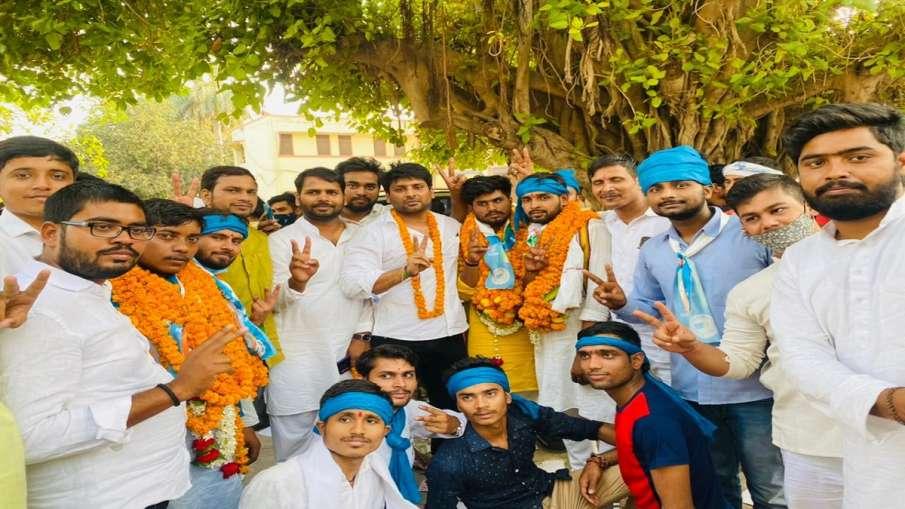 NSUI defeats ABVP in PM Narendra Modi's Varanasi student body elections PM के संसदीय क्षेत्र में ABV- India TV Hindi