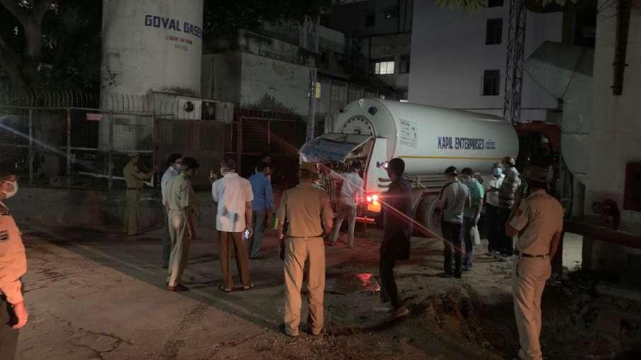 बड़ा हादसा टला:...- India TV Hindi