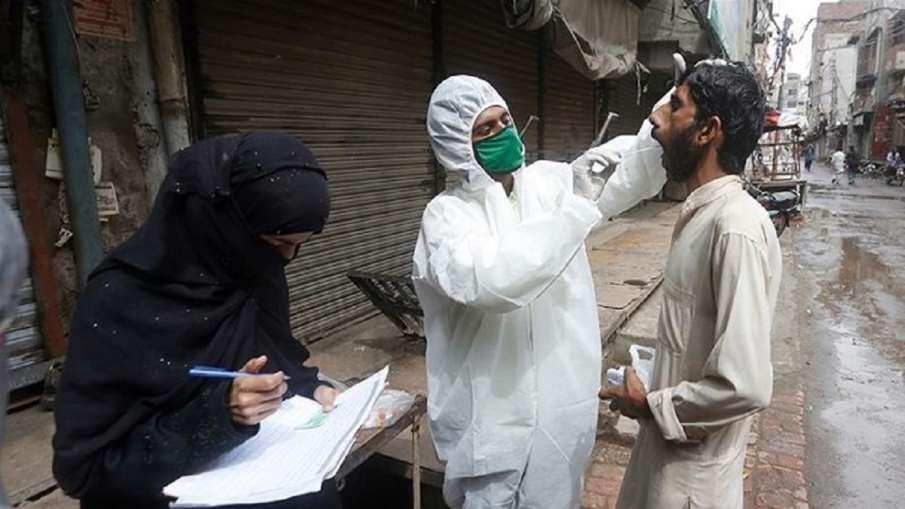 पाकिस्तान में कोरोना वायरस से एक दिन में सबसे अधिक 201 लोगों की मौत- India TV Hindi