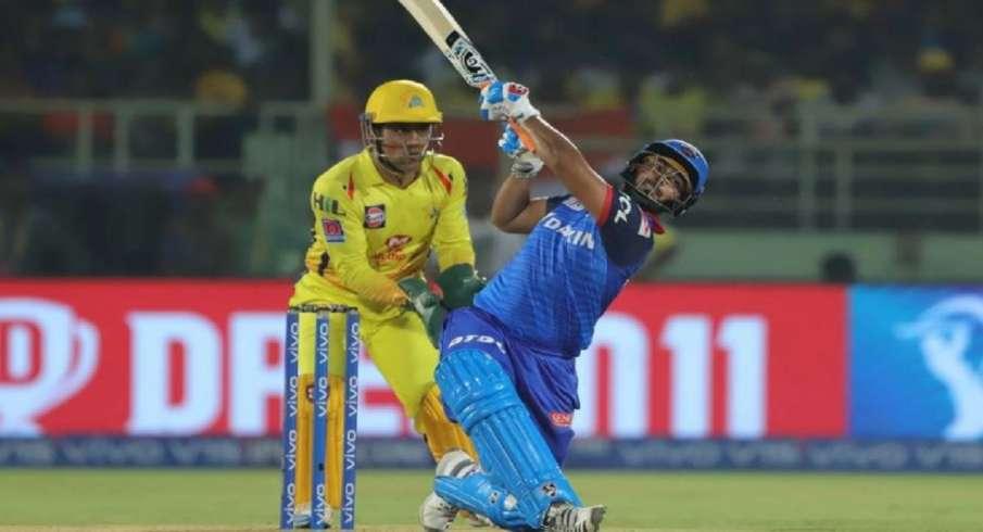 IPL 2020, CSK vs DC, Delhi Capitals, Chennai superkings, MS Dhoni, Rishabh Pant - India TV Hindi