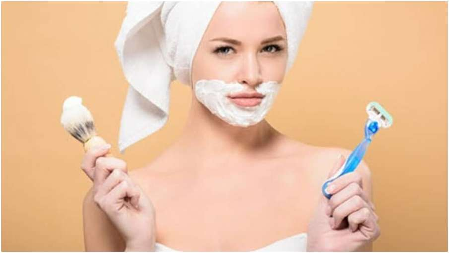 facial hair removal tips - India TV Hindi