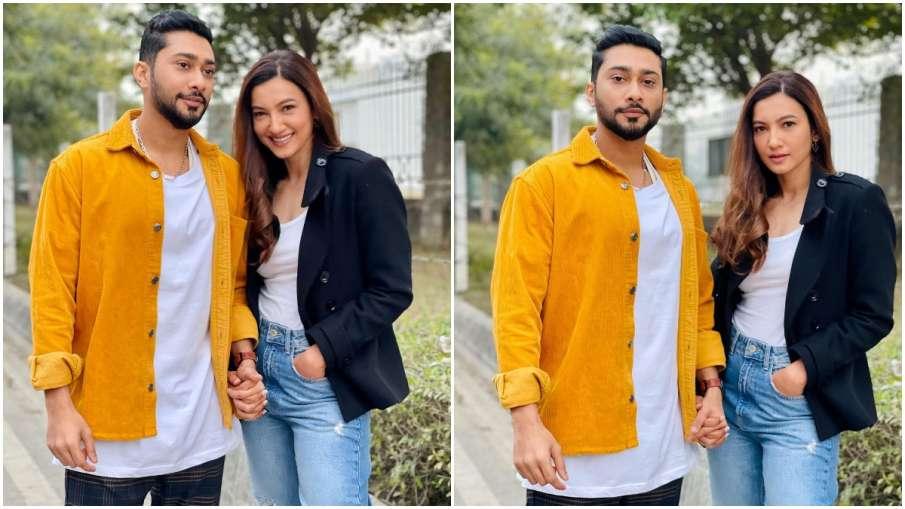 gauahar khan and zaid darbar - India TV Hindi