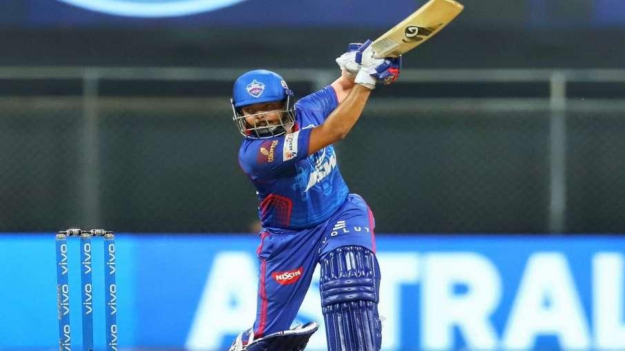 IPL 2021 : जीत के बाद पृथ्वी...- India TV Hindi