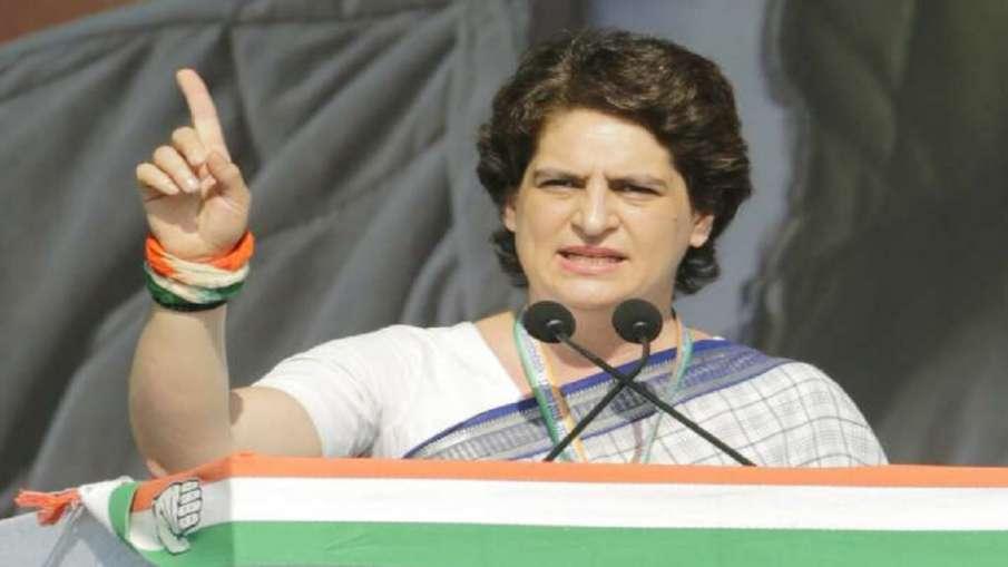 प्रियंका गांधी का निर्मला सीतारमण पर निशाना, चूक या चुनाव प्रेरित कदम?- India TV Hindi