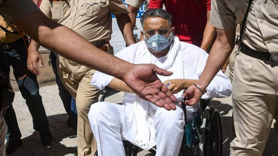 mukhtar ansari found coronavirus positive in banda jail मुख्तार अंसारी कोरोना संक्रमित, उत्तर प्रदेश- India TV Hindi