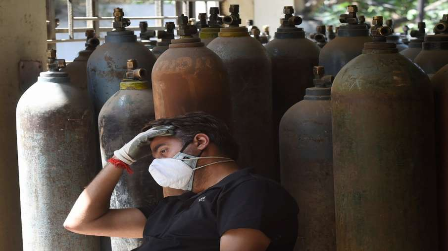 Phone number for oxygen hospital bed Remidisivir in Noida Coronavirus: नोएडा में ऑक्सीजन, बेड और Rem- India TV Hindi