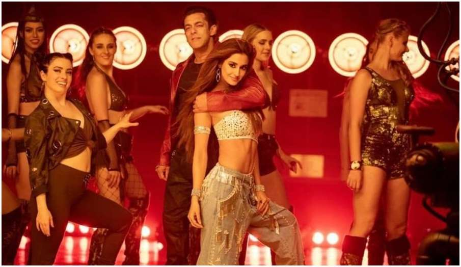 Seeti Maar song Out salman khan disha patani - India TV Hindi
