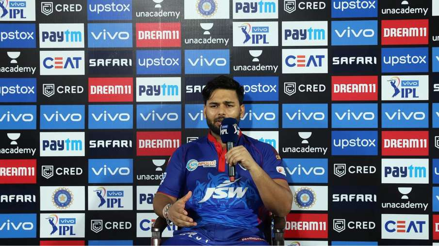 Rishabh Pant Said Lalit Yadav Can do wonders on pitches like these we're trying to groom- India TV Hindi