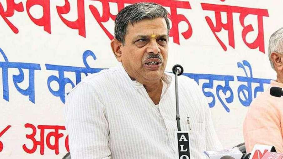 भविष्य में घाटी से कश्मीरी पंडितों का विस्थापन नहीं होगा, RSS के सरकार्यवाह दत्तात्रेय होसबाले ने जत- India TV Hindi