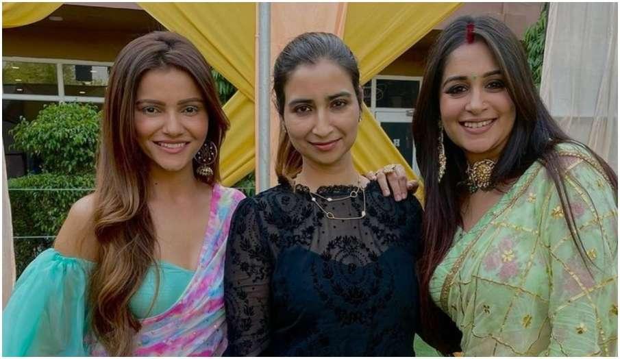 Rubina Dilaik and Dipika Kakar- India TV Hindi