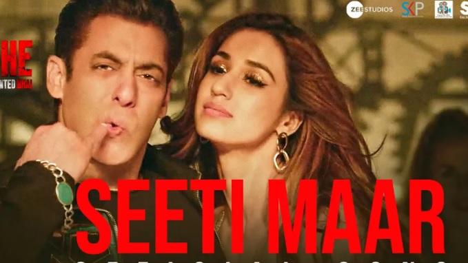 Seeti Maar song Out Tomorrow salman khan - India TV Hindi