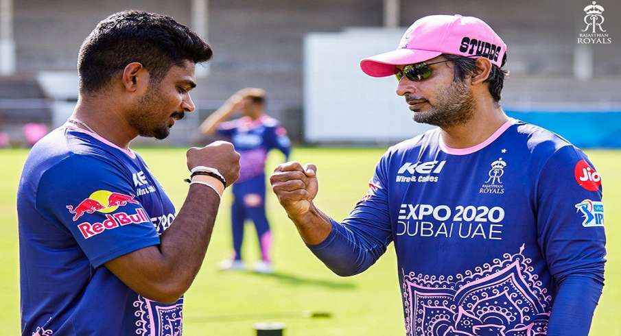 Sanju Samson, Kumar Sangakkara, Rajasthan Royals, IPL 2021, Sports, IPL - India TV Hindi