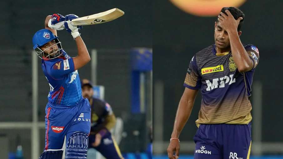 Prithvi Shaw knew Shivam Mavi's plan, only then he got 6 fours off 6 balls DC vs KKR- India TV Hindi