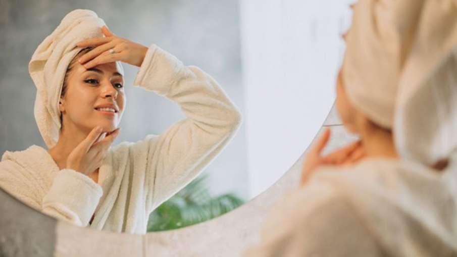 Skincare Routine: बेदाग ग्लोइंग स्किन के लिए करें ये 3 काम, अनचाहे बाल-पिंपल सहित हर समस्या से मिलेग- India TV Hindi