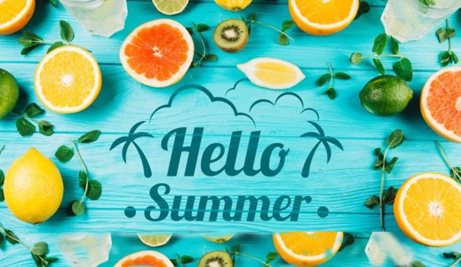 Summer Diet: गर्मियों में इन चीजों को अपनी डाइट में करें शामिल, रहेंगे हर बीमारी से कोसों दूर- India TV Hindi