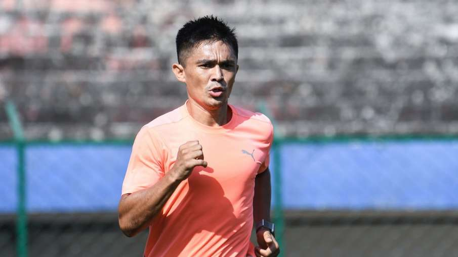 Sunil Chhetri- India TV Hindi