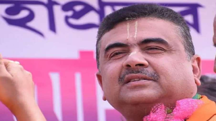 चुनाव आयोग ने भाजपा नेता शुभेंदु अधिकारी को नोटिस भेजा, 24 घंटे में जवाब मांगा- India TV Hindi