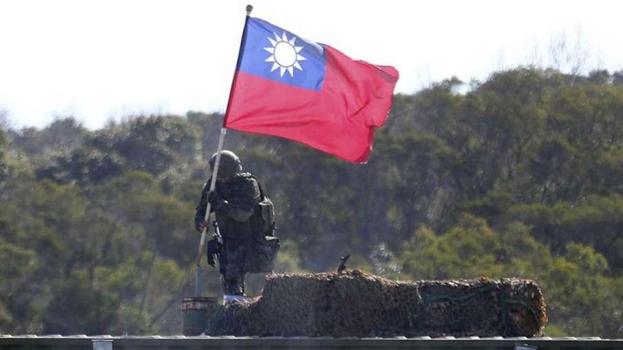 China Taiwan Conflict, Joseph Wu, China Taiwan War, Taiwan will fight to the end- India TV Hindi