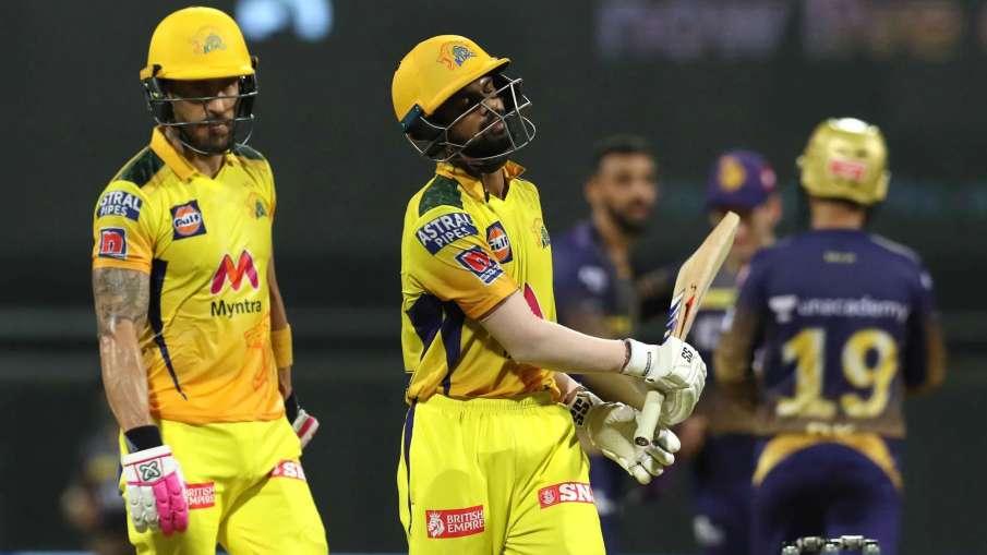MS Dhoni big disclosure To select Ruturaj Gaikwad In Playing XI Use this psychology CSK vs KKR- India TV Hindi