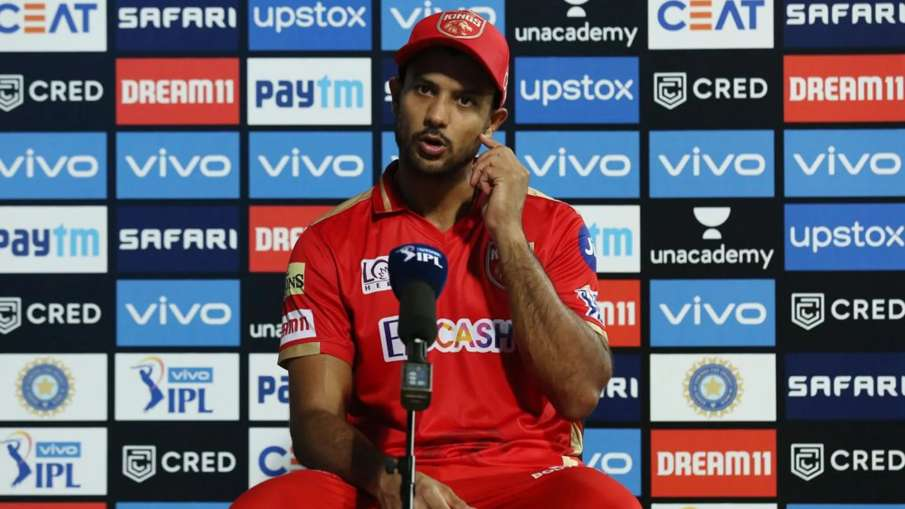 Dew played an important role in Delhi's victory - Mayank Agarwal - India TV Hindi