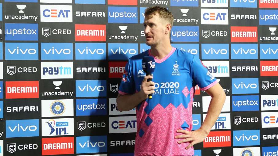 RR vs KKR: We have the option of Ben Stokes and Jofra Archer - Chris Morris- India TV Hindi