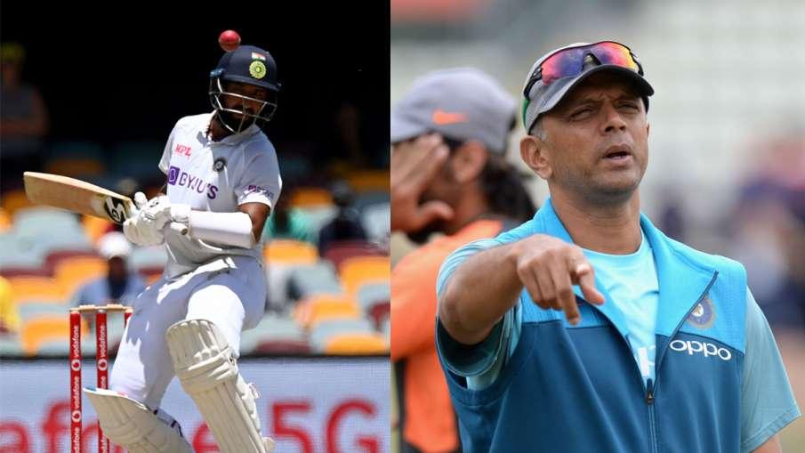 Cheteshwar Pujara got this advice from Rahul Dravid for T20 cricket- India TV Hindi