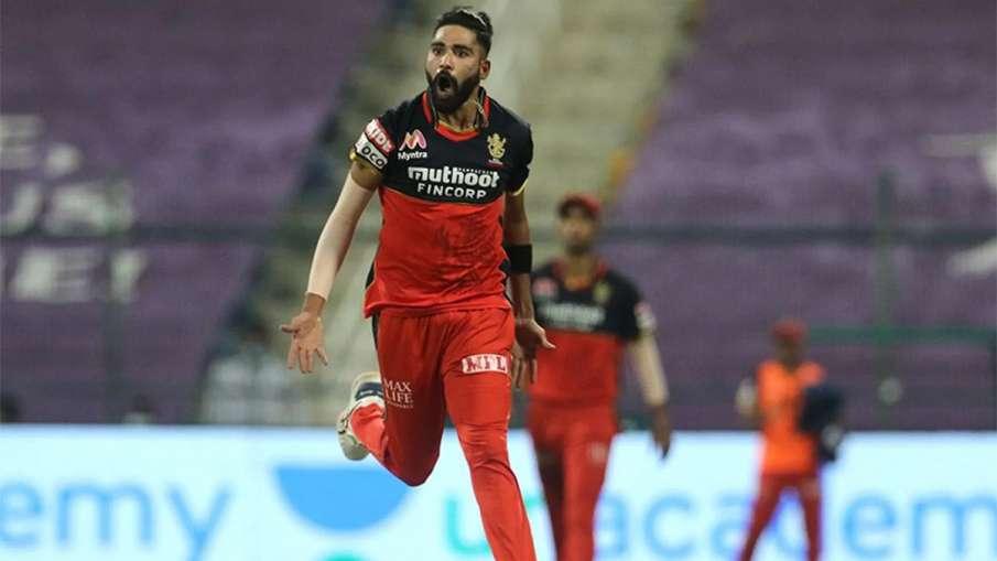 RCB will benefit from Siraj, Sundar and Saini's performance in international cricket - Virat Kohli- India TV Hindi