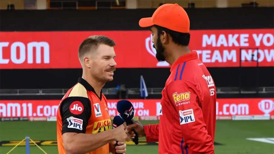Punjab Kings vs Sunrisers Hyderabad Toss Update And Playing XI- India TV Hindi
