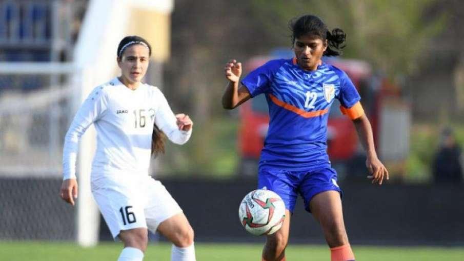 Uzbekistan beat Indian women's football team 1-0 - India TV Hindi