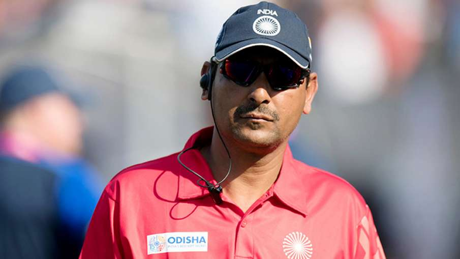 Harendra Singh was elected the head coach of the American men's hockey team- India TV Hindi