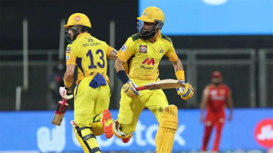 Chennai Super Kings Beat Punjab Kings By 6 Wickets Deepak Chahar Moeen Ali- India TV Hindi