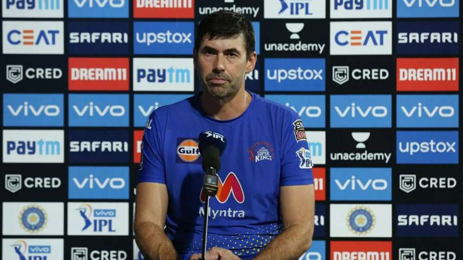 Stephen Fleming revealed how CSK's fate changed in IPL 2021- India TV Hindi