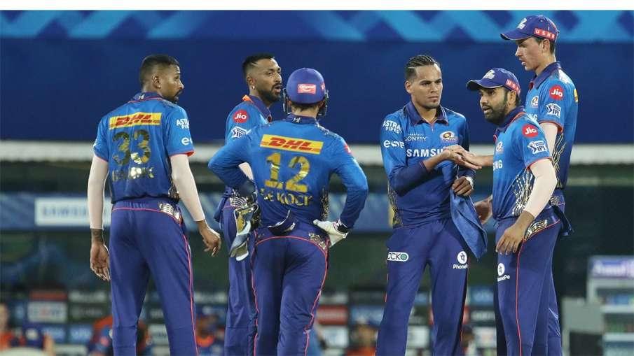 Mumbai Indians Beat Kolkata Knight Riders By 10 Runs IPL 2021 Match 5 KKR vs MI - India TV Hindi