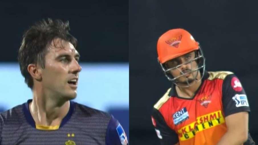 Abdul Samad, Pat Cummins, IPL 2021, IPL, sports, KKR vs SRH - India TV Hindi