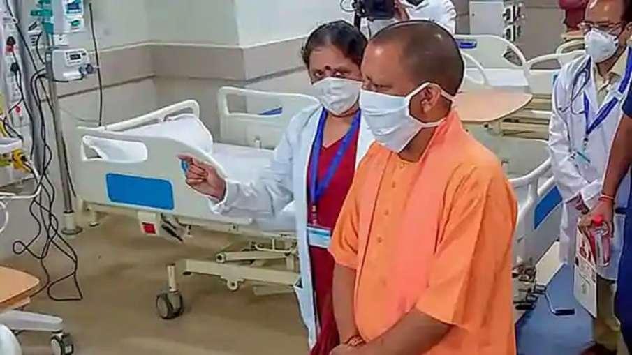 Uttar Pradesh Coronavirus cases district wise- India TV Hindi