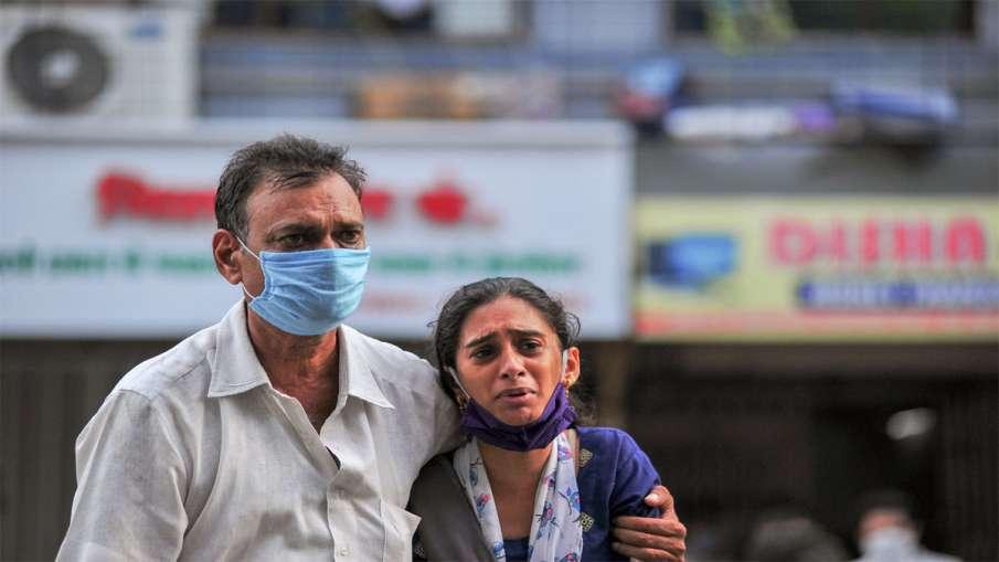विरार के अस्पताल में...- India TV Hindi
